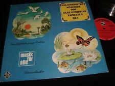 HANS CHRISTIAN ANDERSEN<>DIE SCHONSTEN<>LP Vinyl~Ge. Pressing<>TELEFUNKEN NT 432