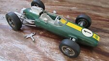 Schuco 1071 vintage Jim Clark Lotus Formula 1 race car W Germany toy wind up VG