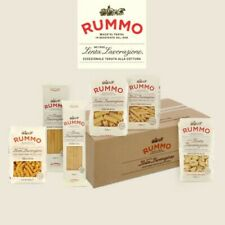 Box risparmio 12X 16X 24X Pasta Rummo da 500g Rigatoni Spaghetti Penne Linguine