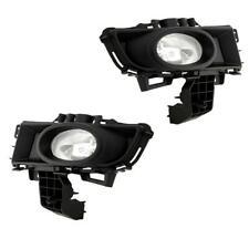 Bumper Fog Lights w/Bulbs+Switch 07-09 L+R For 2007-2009 Mazda 3 Mazda3 Sedan (Fits: Mazda)