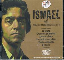 Ismael Todas sus Grabaciones 1963-1970 VOL1 BRAND NEW SEALED  2 CDS SET