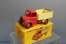 DINKY TOYS MODEL No.410    BEDFORD END TIPPING  TRUCK      VN MIB