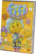 Fifi And The Flowertots Fifi's In Charge DVD NEW SEALED