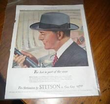 1949 Stetson Gun Grey Robert Young Baltimore Escapade