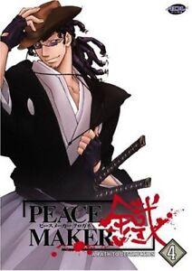 Peacemaker : Vol 4 (DVD, 2005)