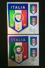 Italy/ Italia Football Stickers Set Great For Car/Window /Home Use