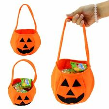 Holiday Birthday Party Cool Gift Smile Hand Bag Candy Bag Halloween Pumpkin