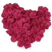 1000~2000pcs Various Colors Silk Flower Rose Petals Wedding Party Decorations US
