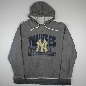 Majestic Navy New York Yankees Hoodie