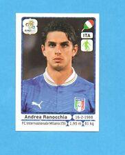 PANINI-EURO 2012-Figurina n.320- RANOCCHIA - ITALIA -NEW