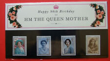 "Royal Mail Mint Stamps 1990 ""HM THE QUEEN MOTHER"""