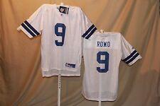 TONY ROMO  Dallas Cowboys   REEBOK Equipment  JERSEY    XL    NwT   white  n