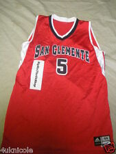 San Clemente High School Tritons Adidas Basketball  Jersey 44 Game 2004