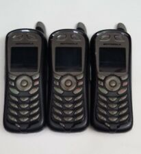 Lot of 3 Motorola i415 Boost Mobile All Cell Phones All Power Up