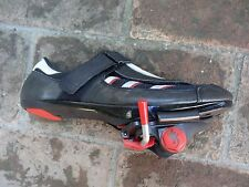 NIB  Adidas systeme 3 clipless pedals 1988 and shoes new in original box