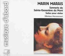 La Sonnerie De Sainte Genevieve Du Mont M Marias 2004 CD Harnoncou
