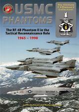 Doppio brutta-USMC McDonnell FANTASMI RF-4B nel ruolo Tattico Ricognizione 1965-1990