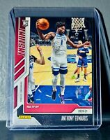 Anthony Edwards 2020-21 Panini NBA Tip-Off #1 Basketball Rookie Card 1 of 617
