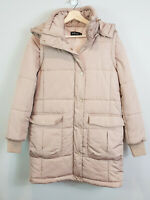 DEARCOCOLI | Womens Hooded Puff Jacket / Coat / Vest [ Size M or AU 12 or US 8 ]