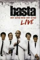 """BASTA """"WIR SIND WIE WIR SIND LIVE"""" DVD NEW+"""