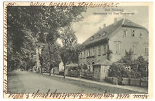 AK, Bad Rehburg, Hauptstr. m. Haus Hockmeyer, 1924