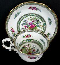 Paragon Tree of Kashmir Vintage Bone China Tea Cup and Saucer Beautiful