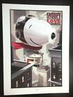 """""""SNOOPY LOVE"""" DURIEUX PEANUTS SNOOPY CHARLIE BROWN LIMITED EDITION PRINT! $120!!"""