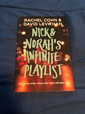 Nick and Norah's Infinite Playlist by David Levithan and Rachel Cohn I#377