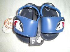 NEW TODDLER BOYS SWIM SHOES SANDALS SIZE 4 SOLE LENGTH 5