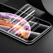 Hydrogel Film Soft Screen Protector Film Apple iPhone 11 Pro XS Max XR X