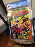Uncanny X-Men #104. CGC 9.0 VF/NM, 1st Appearance Corsair/Starjammers