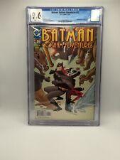 BATMAN: GOTHAM ADVENTURES #43 HARLEY QUINN CGC 9.6 WHITE PAGES