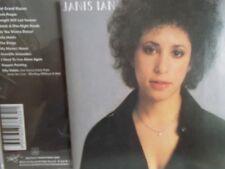 JANIS IAN - SELF TITLED - OZ 12 TRK CD ( INC BONUS LIVE TRK ) - LIKE NEW - 2004