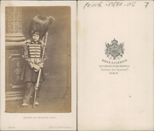 Mayer & Pierson, Paris, le Prince Impérial Vintage CDV albumen carte de visite.