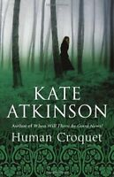 Human Croquet,Kate Atkinson- 9780552996198