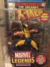 Marvel Legends WOLVERINE Figure Series III 3 X-men Sealed in Box Logan!