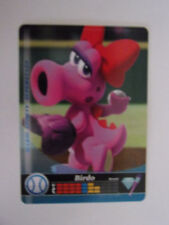 Amiibo cartes Mario Sports Superstars - Baseball - Choisir - Neuf
