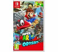 BRAND NEW & SEALED NINTENDO SWITCH Super Mario Odyssey