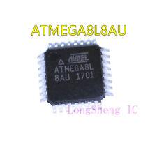 5PCS ATMEGA8L-8AU QFP32 ATMEL Microcontroller NEW GOOD QUALITY new