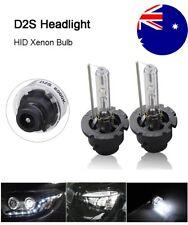 2 X 6000K HID D2S Xenon Headlight Light Bulbs Lamp BMW VW Liberty Cruze 350Z