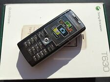 Sony Ericsson T630 - N E W ! ORIGINAL Handy vintage phone gh M5 r250s