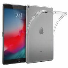 Clear TPU Soft Silicone Gel Case Cover For iPad 10.2 Pro 10.5 9.7 Mini 2/5 Air 3
