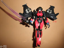 TRANSFORMERS jet WINDBLADE asian FEMALE autobot FIGURE toy SWORD fan created