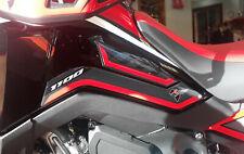 2 PROTEZIONI LATERALI MOTO in GEL compatibili HONDA AFRICA TWIN 1100 L dal 2020