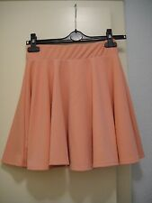 Korean Fashion Style Pink short Skirt Size XXS to XS to S Peach color