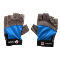 New Outdoor Bike Bicycle Breathable Sports Cycling Half Finger Gloves
