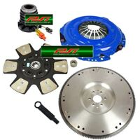 PSI STAGE 3 HD CLUTCH KIT & SLAVE & FLYWHEEL 1997-2008 FORD F150 F-150 4.2L 6CYL