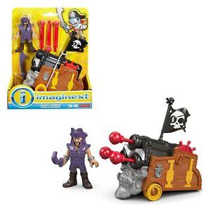 gioco giocattolo fisher price Imaginext pirata Jones per bambini e accessori