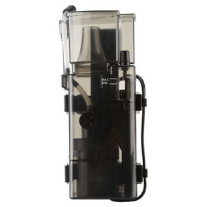 3.5W Removable Aquarium Protein Skimmer with Pump Filter Fish Tank Accessories