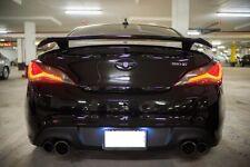 Genuine Rear Wing LED Spoiler 1Set Unpainted For Genesis Coupe 2010-2016 Hyundai